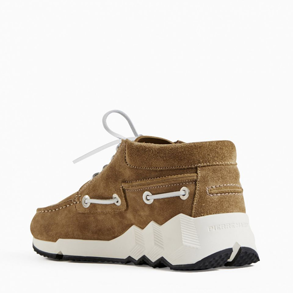 Cheap PIERRE HARDY OFF SHORE SNEAKERS Beige Online