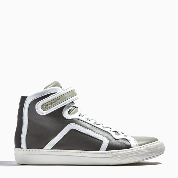 Cheap PIERRE HARDY TRIM SNEAKERS CARRYOVER White  Online