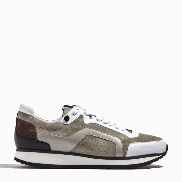 Cheap PIERRE HARDY TRACK SNEAKERS Grey  Online