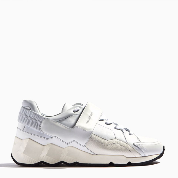 Cheap PIERRE HARDY COMET SNEAKERS White Online