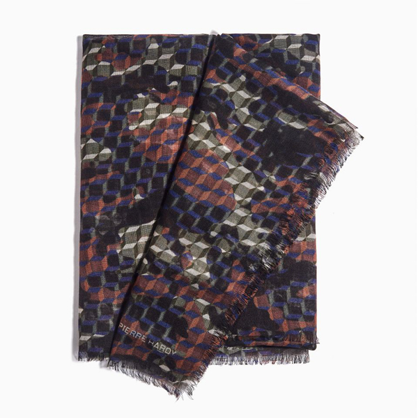 Cheap PIERRE HARDY SCARVE CAMOCUBE FOREST Online