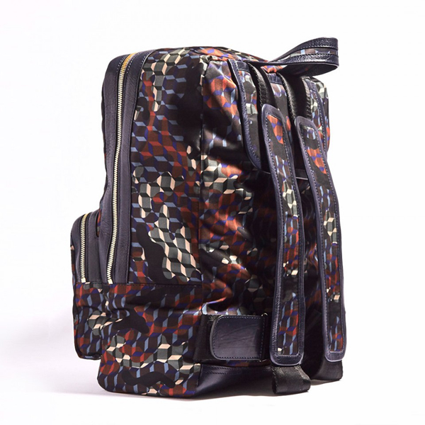 Cheap PIERRE HARDY CAMOCUBE BACKPACK FOREST Online