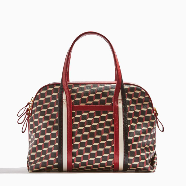 Cheap PIERRE HARDY RALLY HANDBAG RED Online