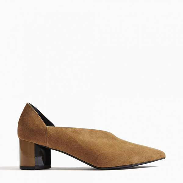 Cheap PIERRE HARDY MIRAGE PUMP Brown Online
