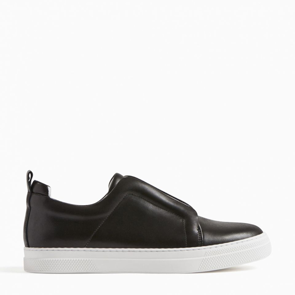 Cheap PIERRE HARDY SLIDER SNEAKERS Black Online