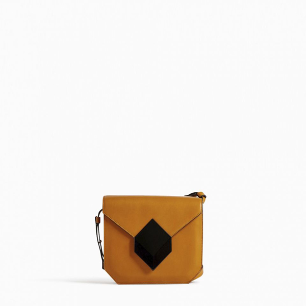Cheap PIERRE HARDY PRISM BAG Camel Online
