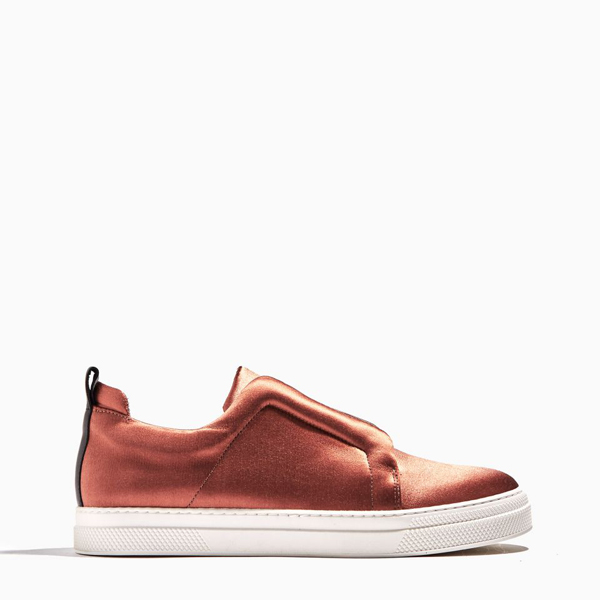 Cheap PIERRE HARDY SLIDER SNEAKERS Blush pink  Online