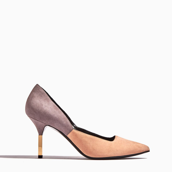 Cheap PIERRE HARDY BLONDIE PUMP nude & taupe Online