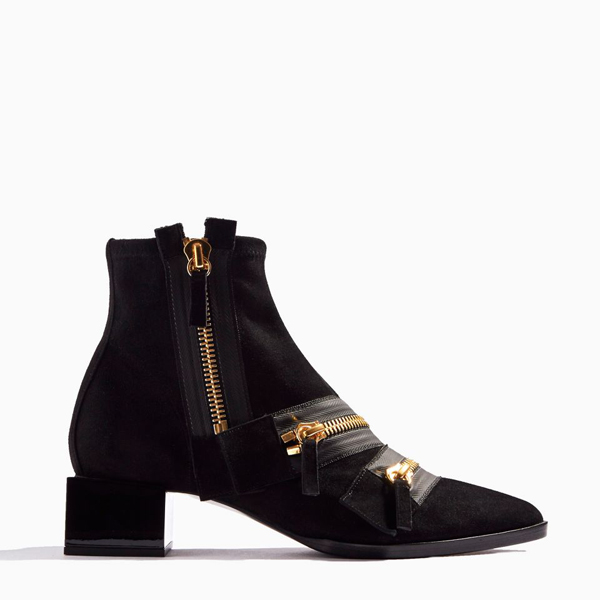 Cheap PIERRE HARDY LOU ANKLE BOOT BLACK Online