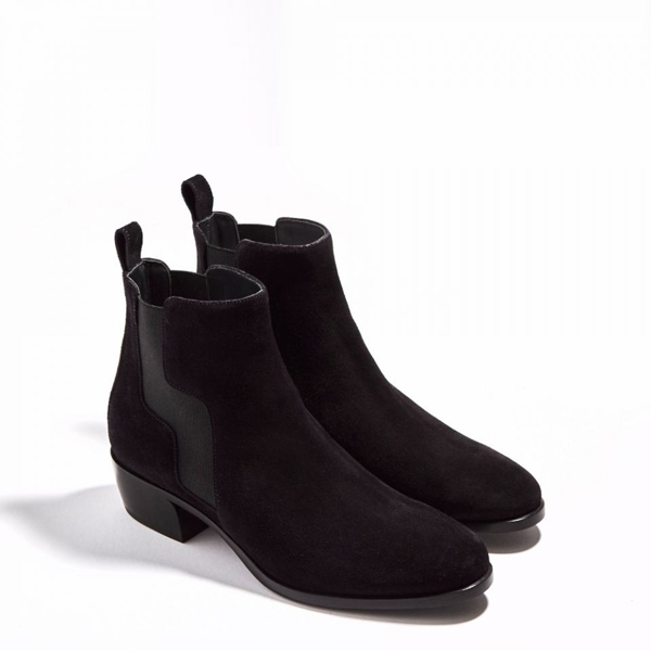 Cheap PIERRE HARDY GIPSY ANKLE BOOT BLACK Online